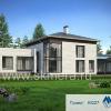 Проект дома M227, 558 м2