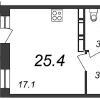 Продажа квартиры Янино-1, Голландская ул., д.3