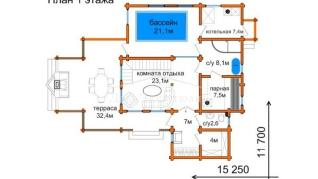 Проект дома Проект БН-222, 175.5 м2