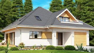 Проект дома Проект Z143, 204.5 м2