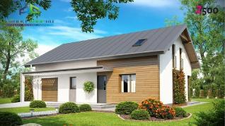 Проект дома Проект z188, 200.4 м2