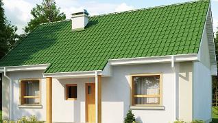 Проект дома Проект Z12, 139.4 м2