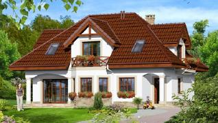 Проект  Дом в майоране, 148.1 м2