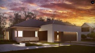 Проект дома Проект z158, 180.8 м2