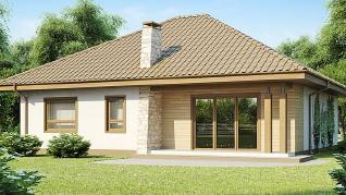Проект дома Проект Z94, 141.9 м2