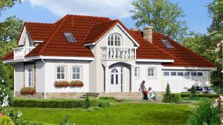 Проект  Дом в лаванде (Г2), 172.7 м2