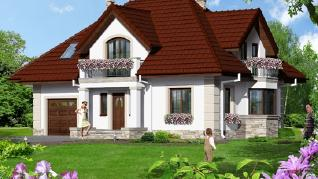 Проект  Дом в керрии, 187.5 м2