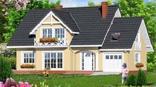 Проект  Дом в зорях 2, 188.1 м2