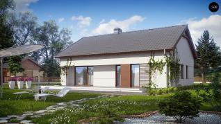 Проект дома Проект z191, 99.7 м2