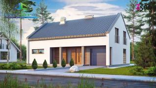 Проект дома Проект zx43, 209.5 м2