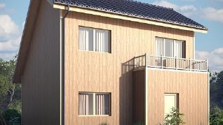 Проект дома AS-2012, 111 м2