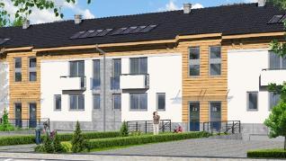 Проект  Дом в саговниках (П), 264.1 м2