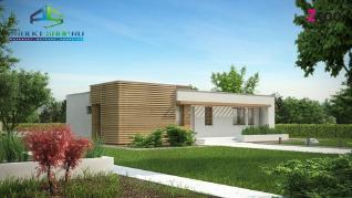 Проект дома Проект zx53, 99.5 м2