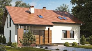 Проект дома Проект Z261, 190.9 м2