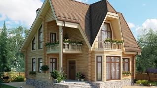 Проект дома AS-2234, 125 м2