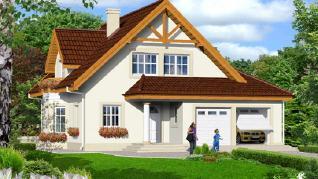 Проект  Дом в очанке (Г2), 197.8 м2