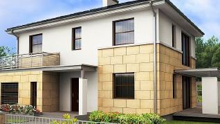 Проект дома Проект Z29, 174.1 м2