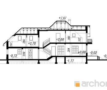 Проект  Дом в вербене (Г2), 175.5 м2