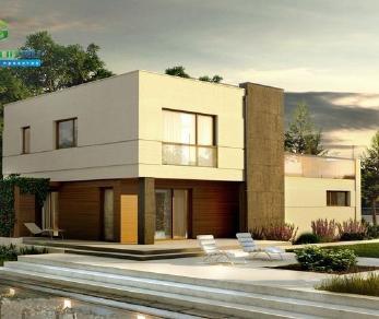 Проект дома Проект zx54, 181.7 м2