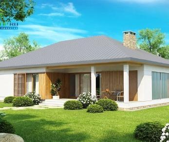 Проект дома Проект z152, 169.85 м2