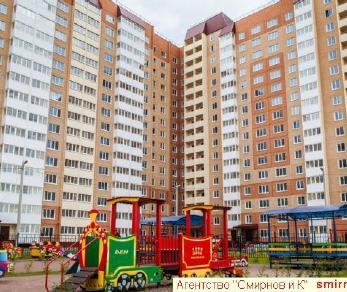 Продажа квартиры Коммунаров пос., ул. Горелово, д. 188, к. 1