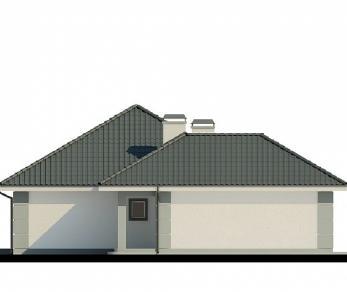 Проект дома Проект Z21, 376.7 м2