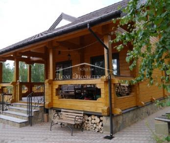 Проект дома Проект ДН-214, 214 м2