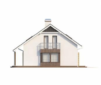 Проект дома Проект Z120, 180.1 м2