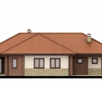 Проект дома Проект Z22, 187.8 м2