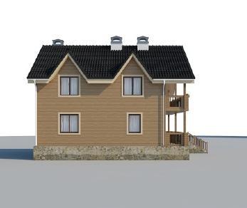 Проект дома AS-2126, 162 м2