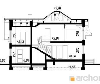 Проект  Дом в мирте 4, 136 м2
