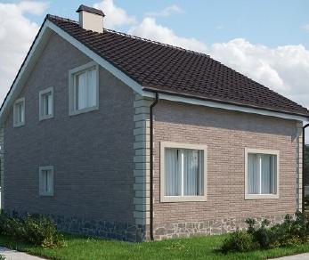 Проект дома AS-2091, 166 м2