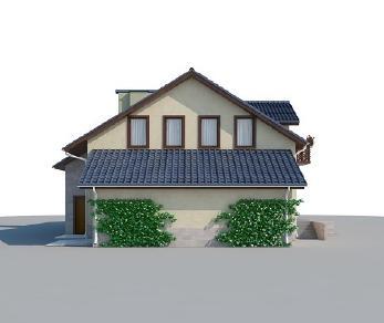 Проект дома AS-433-3, 264.2 м2