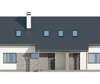 Проект дома Проект Z184, 184.2 м2