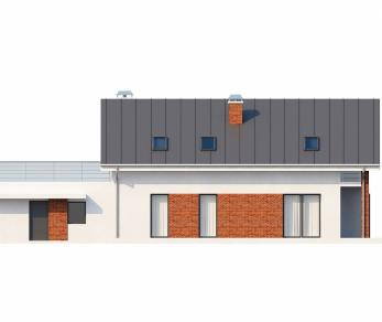 Проект дома Проект Z161, 261.2 м2