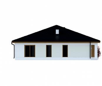 Проект дома Проект Z196, 180.9 м2