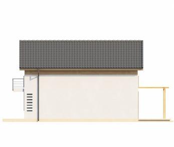 Проект дома Проект Z38, 110.2 м2