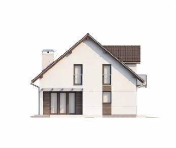 Проект дома Проект Z132, 194.8 м2