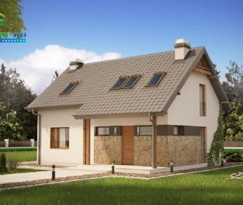 Проект дома Проект z225, 120.1 м2