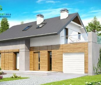 Проект дома Проект z149, 159 м2