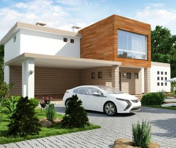 Проект дома Грис, 188 м2