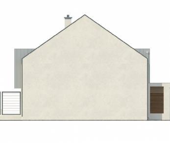 Проект дома Проект Zb5, 155.8 м2