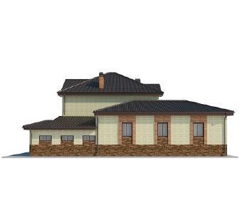 Проект дома AS-2143, 652 м2