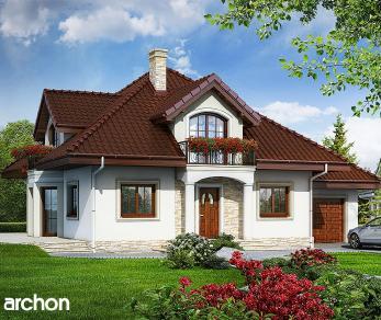 Проект  Дом в чубушнике (П), 294.61 м2