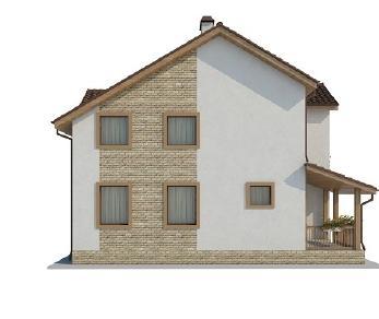 Проект дома AS-2037, 144 м2