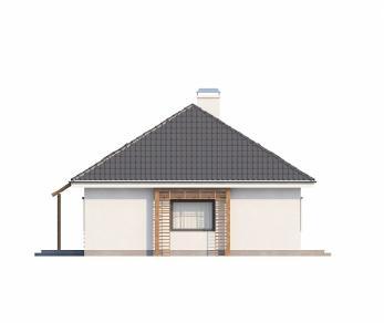 Проект дома Проект Z121, 183.6 м2