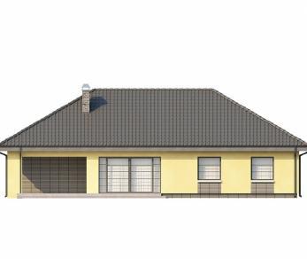 Проект дома Проект Z123, 156.6 м2