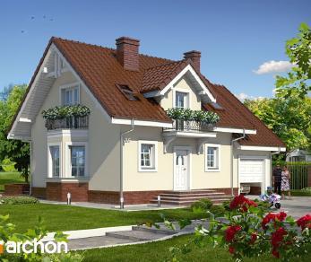 Проект  Дом в рододендронах 15, 144 м2