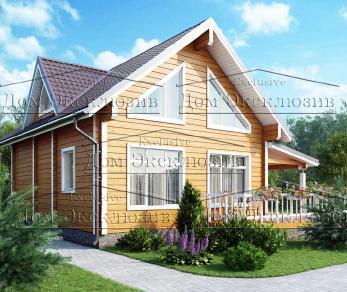 Проект дома Проект ДН-144, 143.68 м2