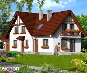 Проект  Дом на пригорке 2 (Г), 173.9 м2